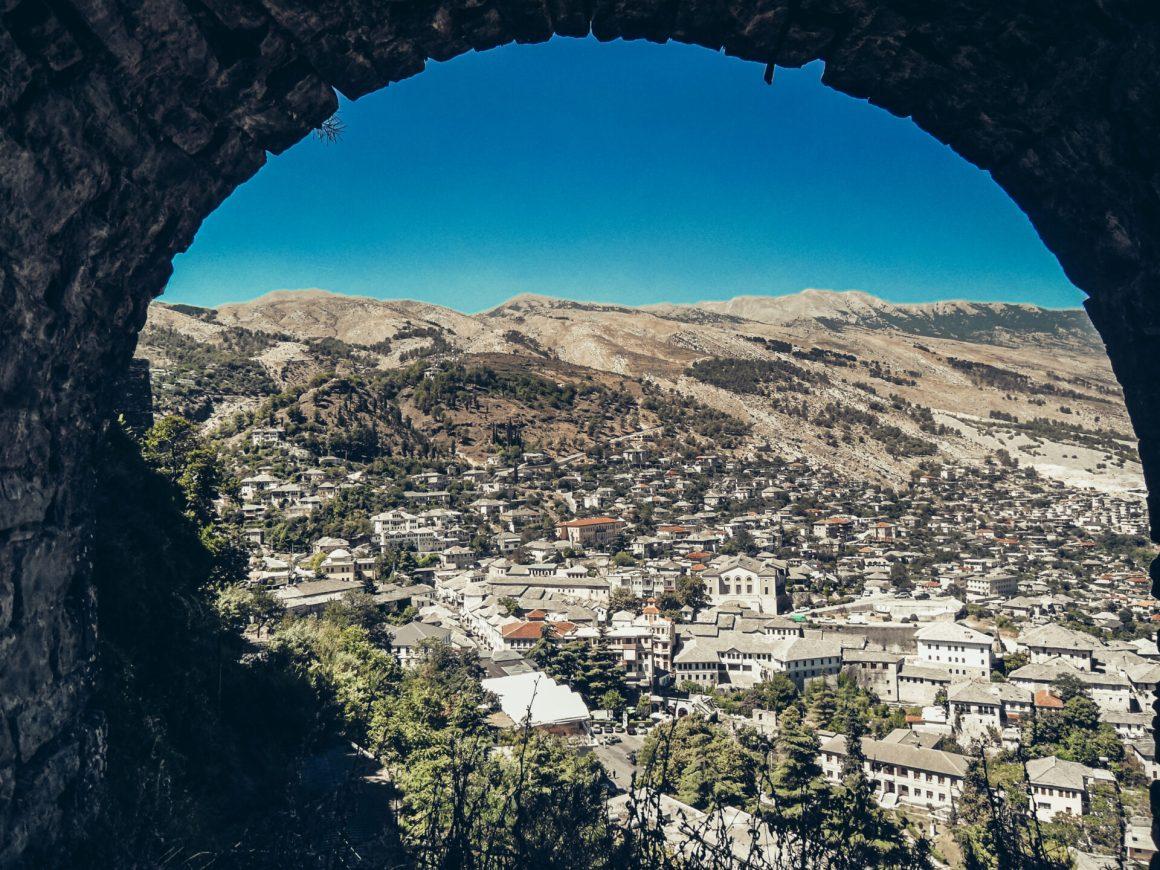 Gjirokaster-fortress-albania