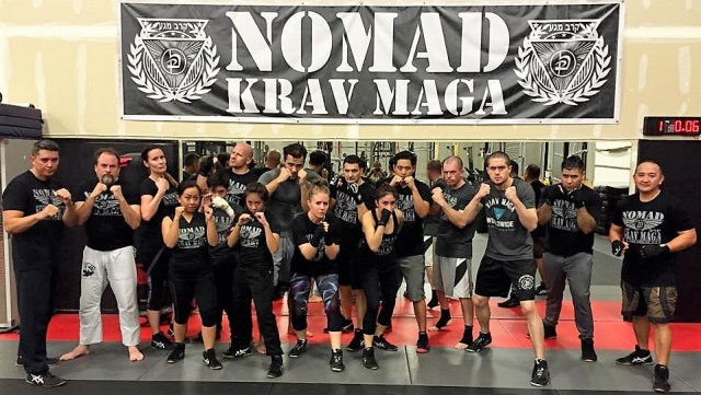 nomad-krav-maga-las-vegas-group-shot-location