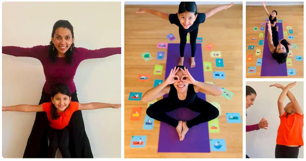 expériences Airbnb en famille Oakland Suis un cours de yoga et de danse