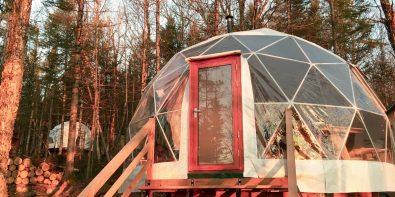Dome en famille Québec - Nomad Minis Quoi faire