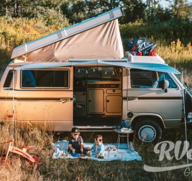 campervan RVezy