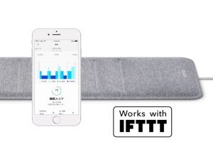 Nokia スマート睡眠パッド 睡眠サイクル分析 Sleep WSM02-All-JP 【日本正規代理店品】 WSM02-ALL-JP