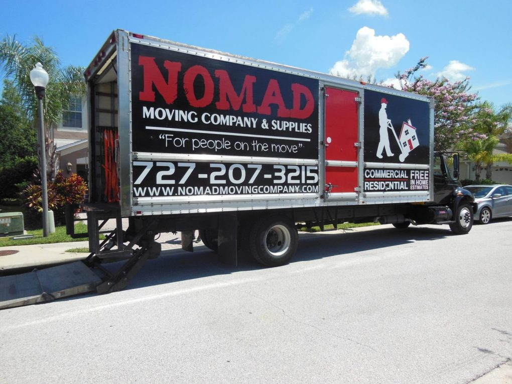 New Port Richey Moving Company | Local Moving Company