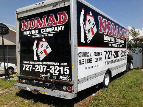 Nomad Moving Company | Local Moving Company