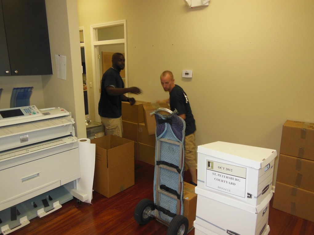 Nomad Moving Company In Action | See How Nomad Can Help You