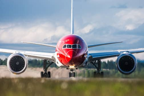 Norwegian launches low cost flights connecting UK to Brazil