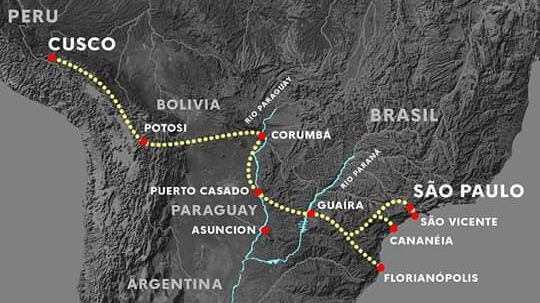 The Peabiru Trail