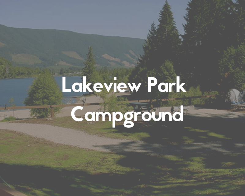 Lakeview Park Campground