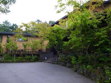 「アンシェントホテル浅間軽井沢」