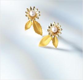FLOWER&LEAVES GOLD GERBERA(元町本店)