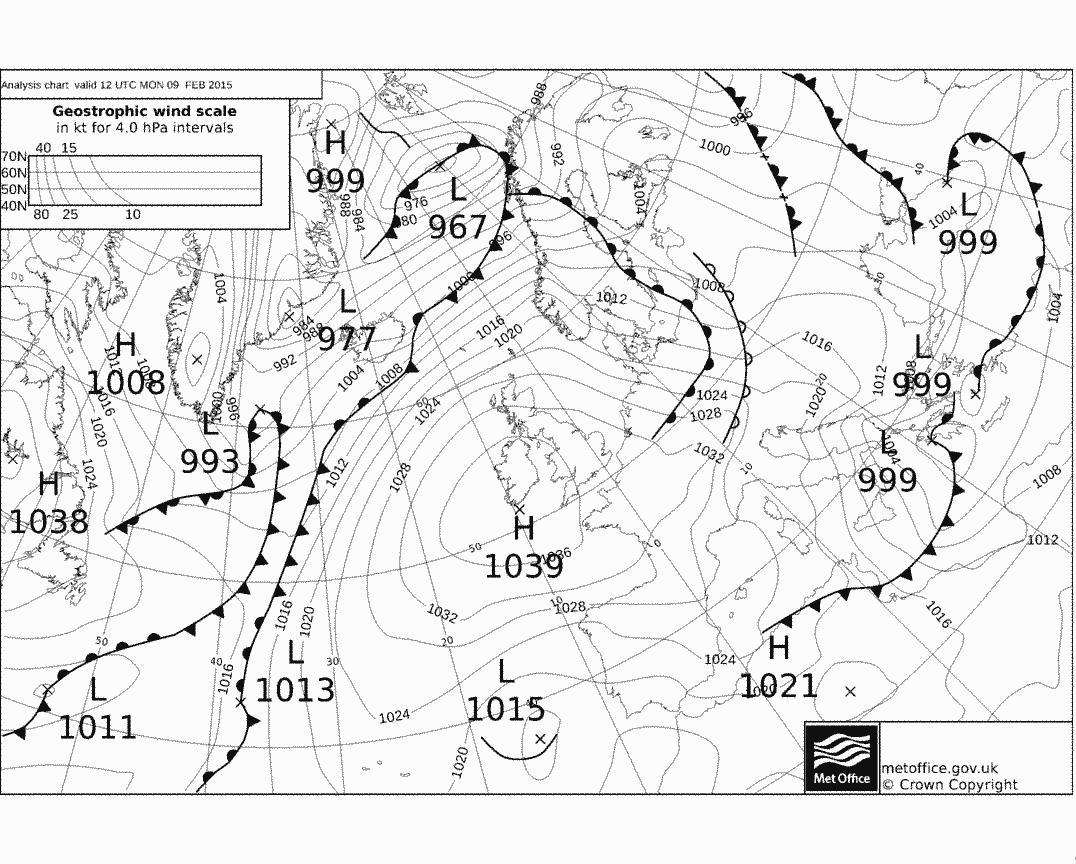 Yachtmaster Meteorology