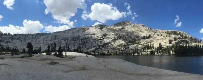 Yosemite, Cathedral Lakes