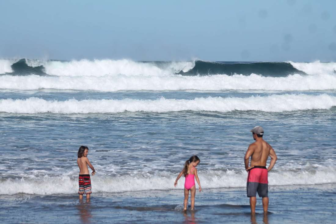 Nosara Guiones, Best Costa Rica Surfing Beaches