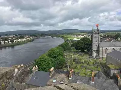 places to visit in Ireland, Limerick Ireland,