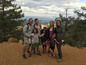 colorado, family travel, hiking, travel with kids