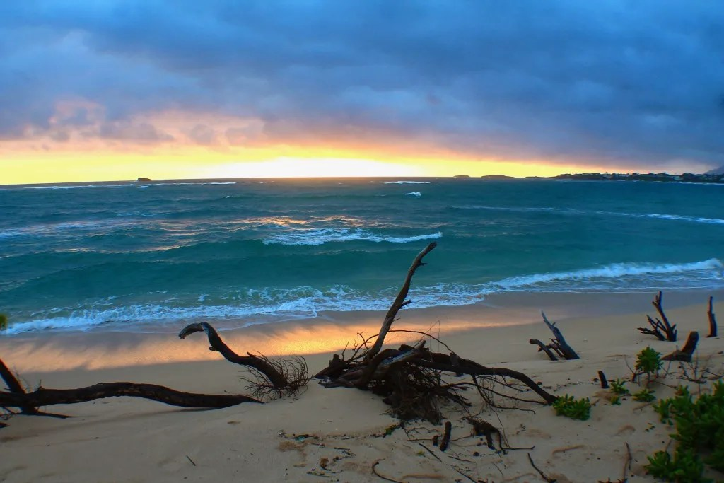 Malaekahana State Recreation Area Sunrise, 10 Outdoor Adventures You Must do On Oahu