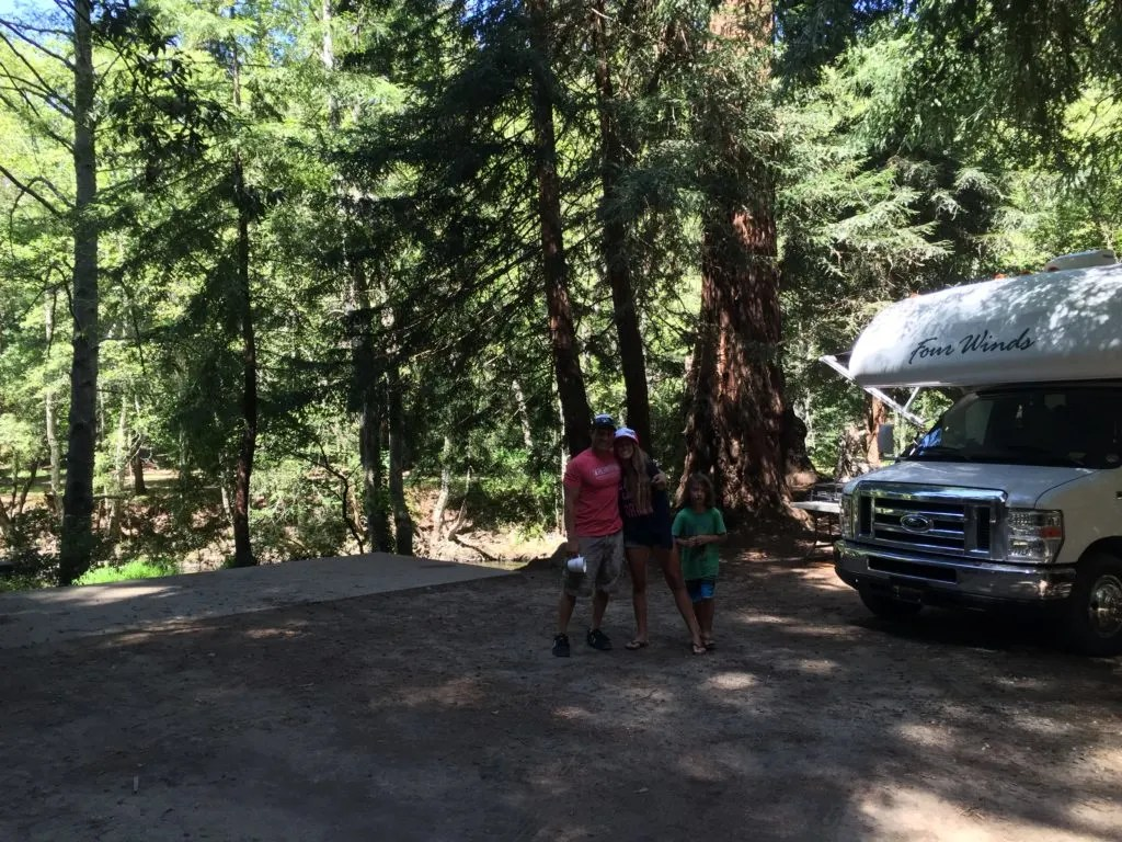 big sur road trip, nomads with a purpose, 1000 miles of memories