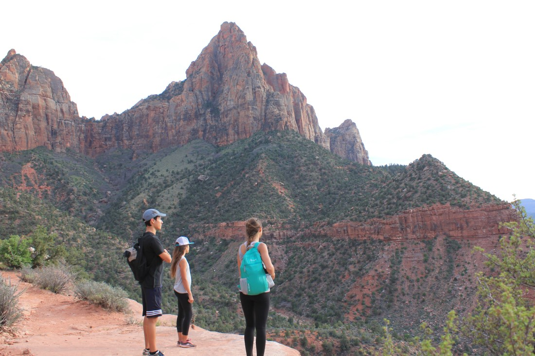 Southwest National Parks Road Trip: Zion