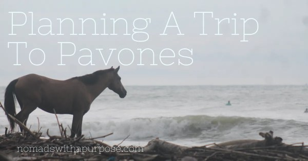 Planning A Trip To Pavones Title