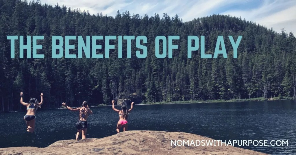 Benefits of Play Title