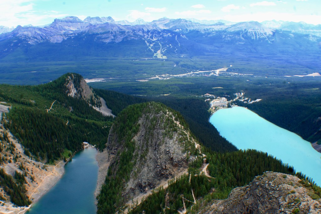 Hiking to Devil's Thumb, Adventurers Day Hiking Guide Lake Louise