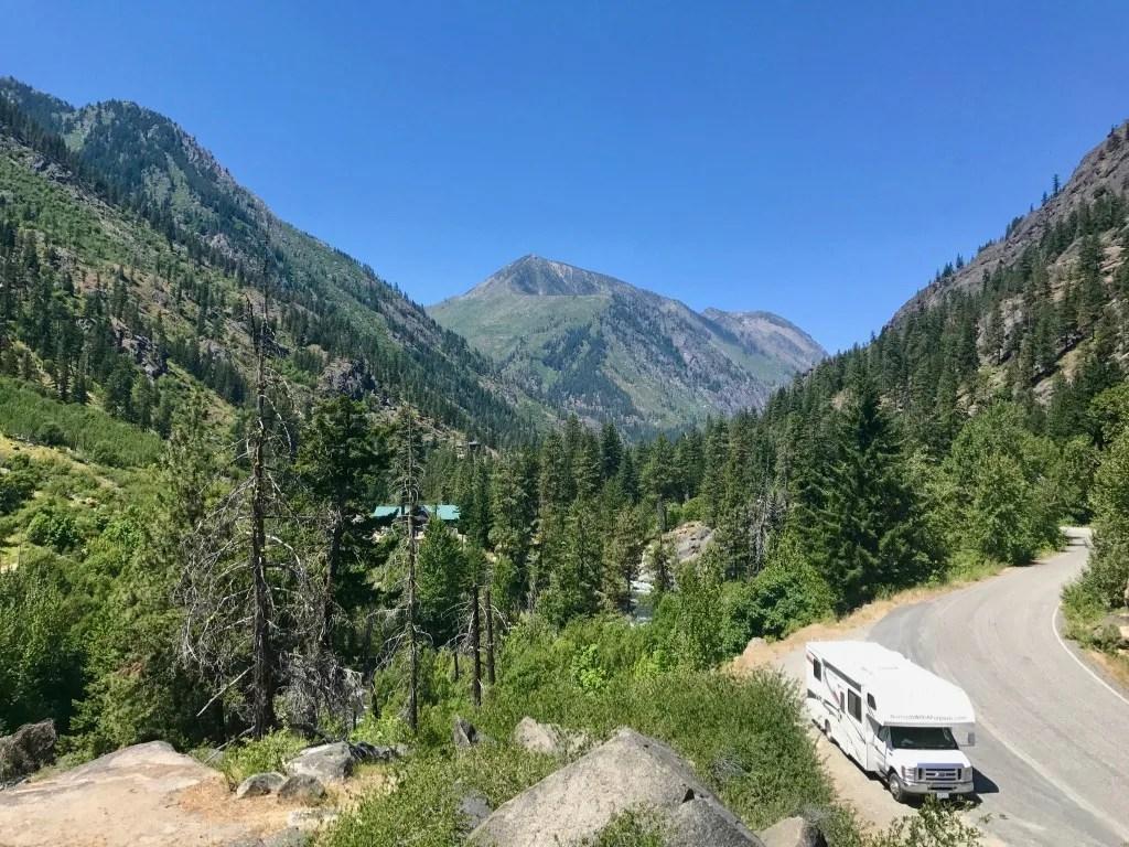 Cascade Loop Road Trip: Icicle Creek Road, Leavenworth