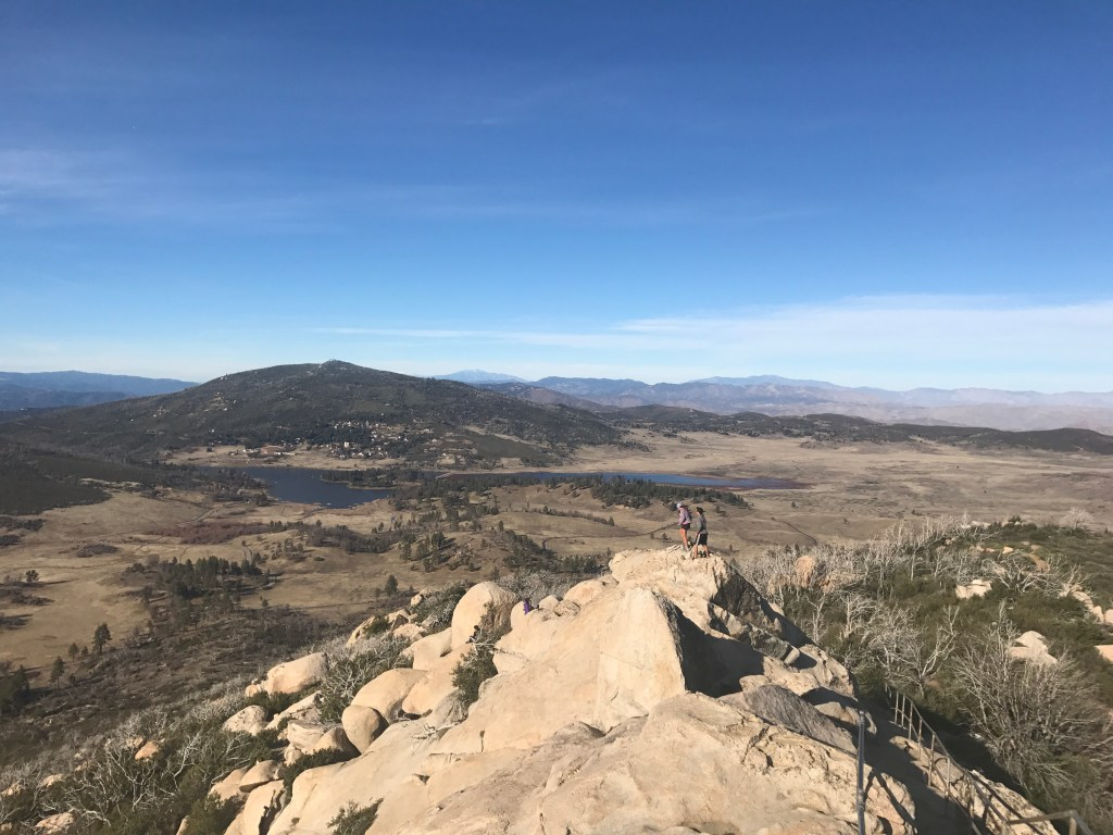 Outdoor Adventure Guide to San Diego: Stonewall Peak