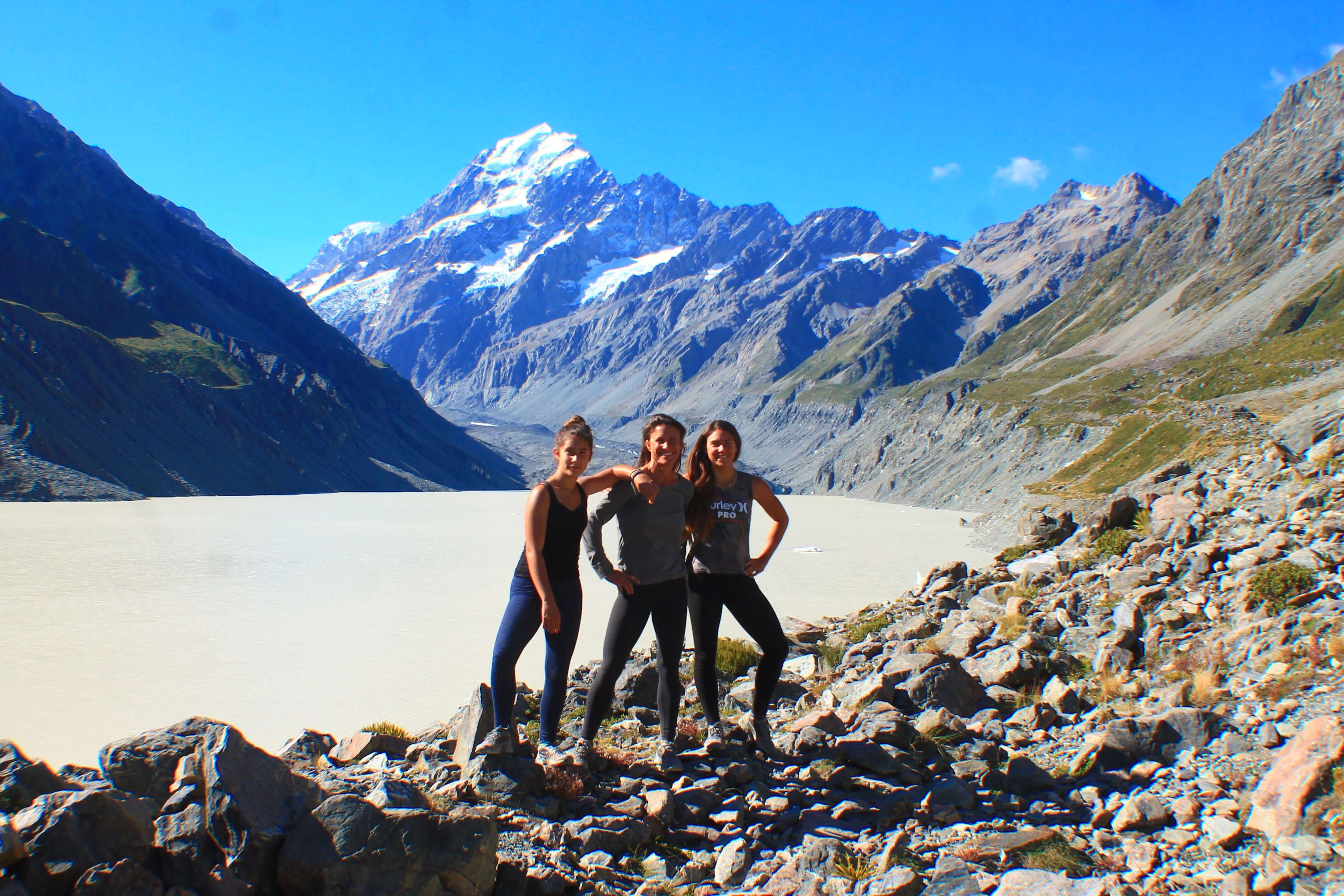 Hooker Valley Track, Mount Cook, 3 week New Zealand Road Trip Itinerary