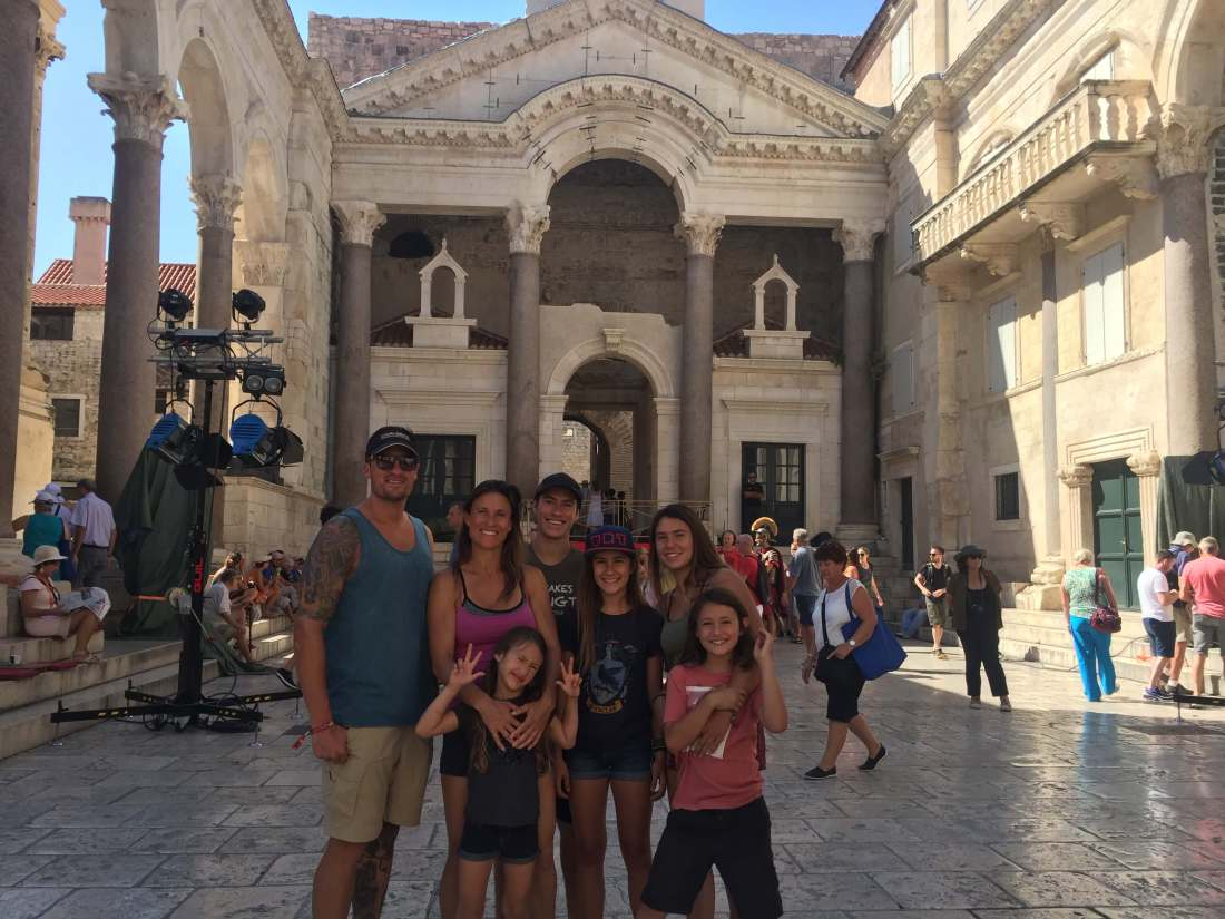 Split, The 5 best destinations in Croatia
