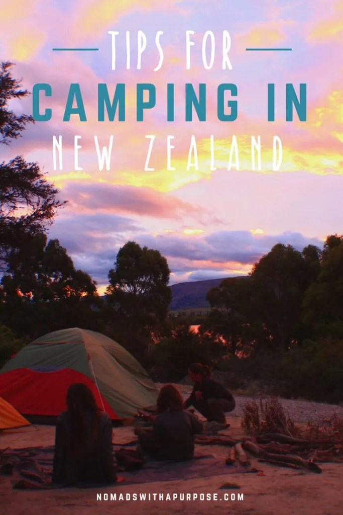 New Zealand Camping Tips