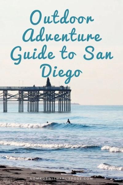 San Diego Blog Pin