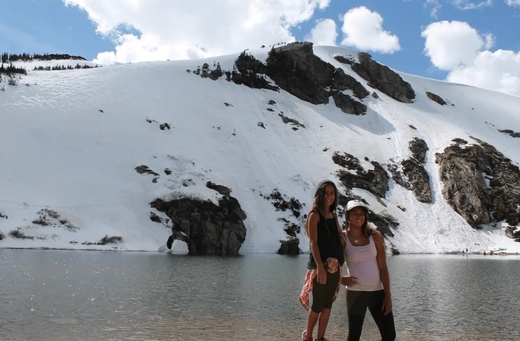 St Mary's Glacier, Colorado, best hikes for young kids