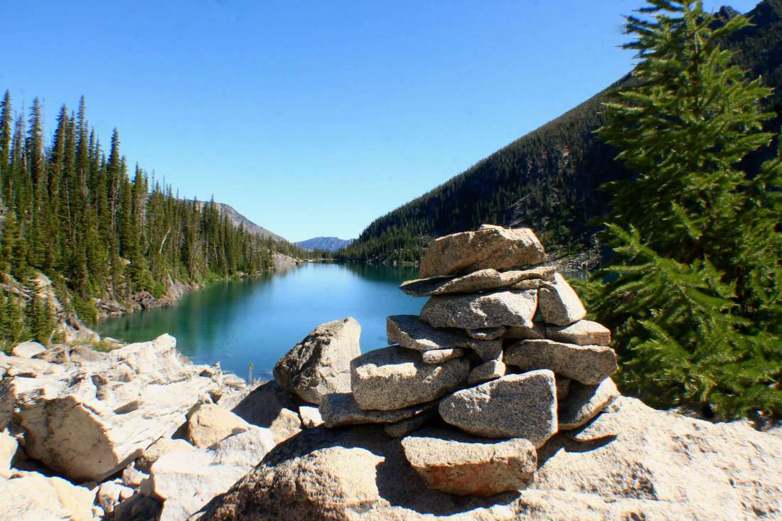 How To Thru-Hike The Enchantments In One Day