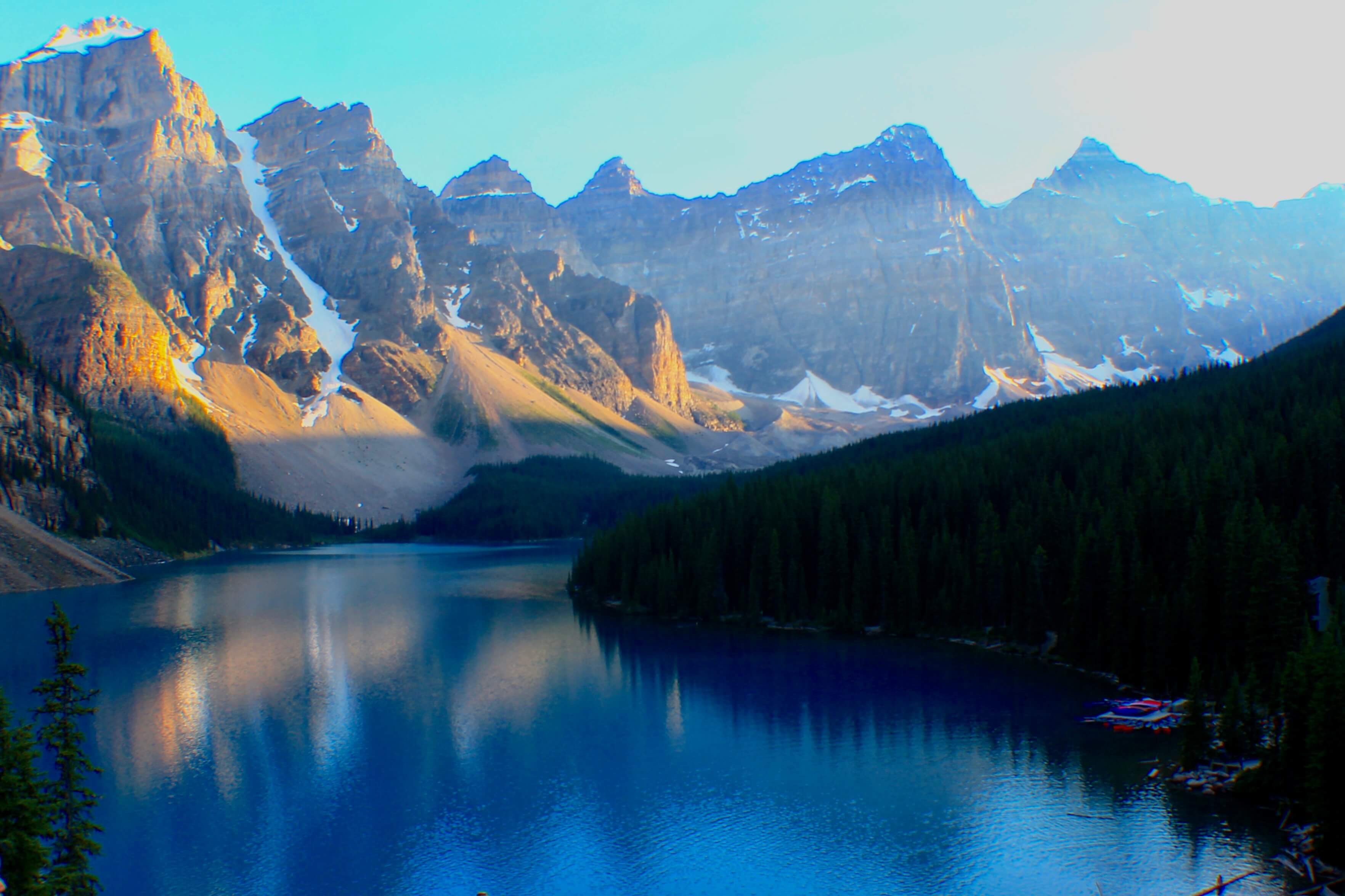 Best Hikes in the World- Consolation Lake