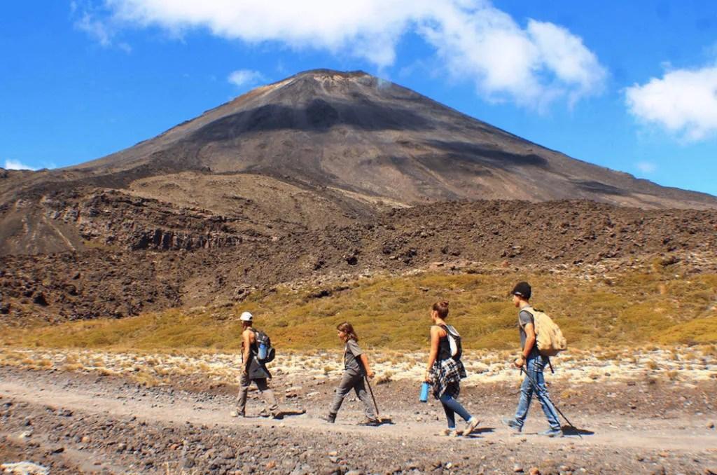 Best Hikes in the World- Tongarriro