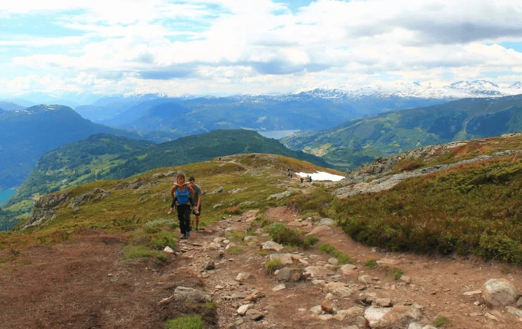 Best hikes in the world- Molden