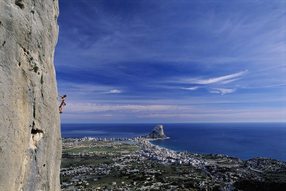 Costa Blanca, Adventurous Warm Weather Winter Destinations for When You're Sick of the Snow