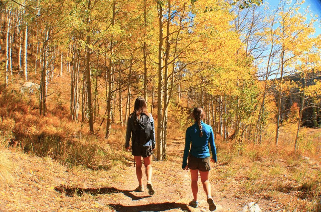 Best Fall Hikes To Do In Summit county Colorado