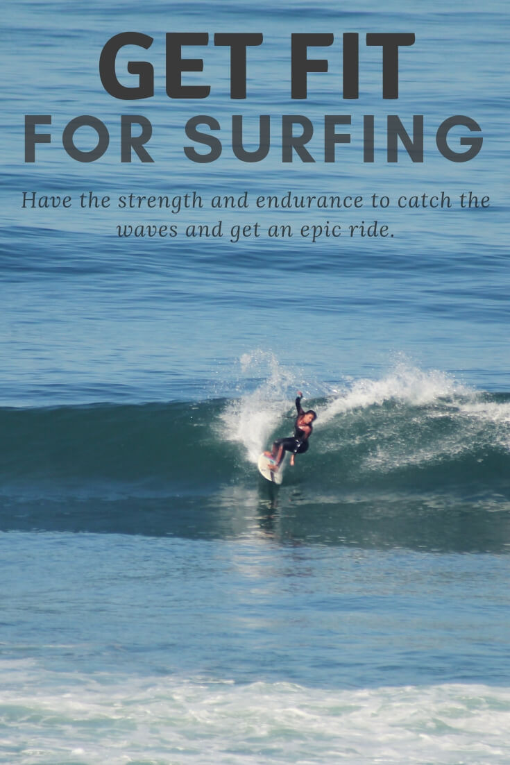Get fit for surfing