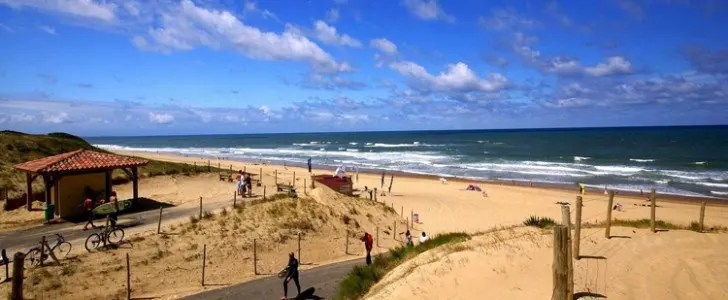 Les Estagnots, Guide to Surfing Hossegor, France