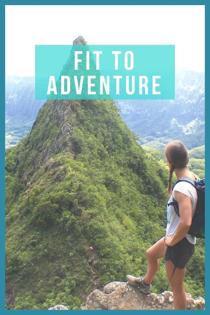 Fit to Adventure