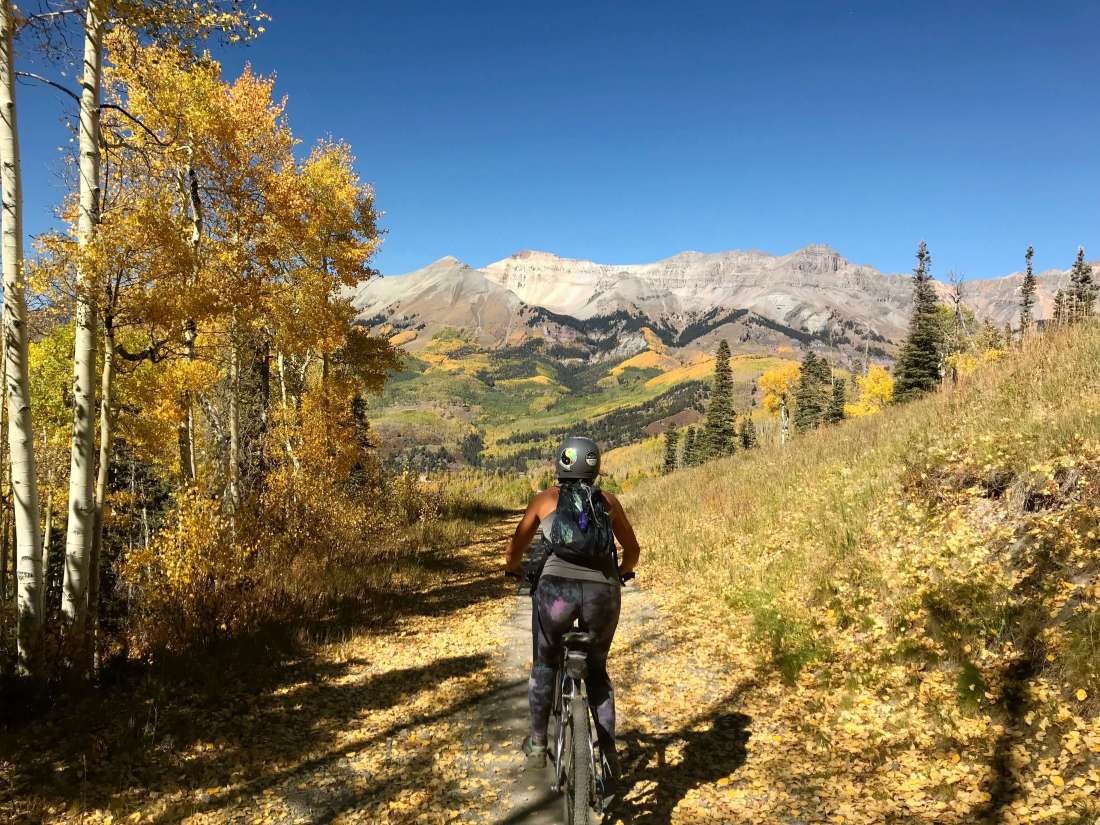 Telluride Village Trail, things to do in Telluride in October