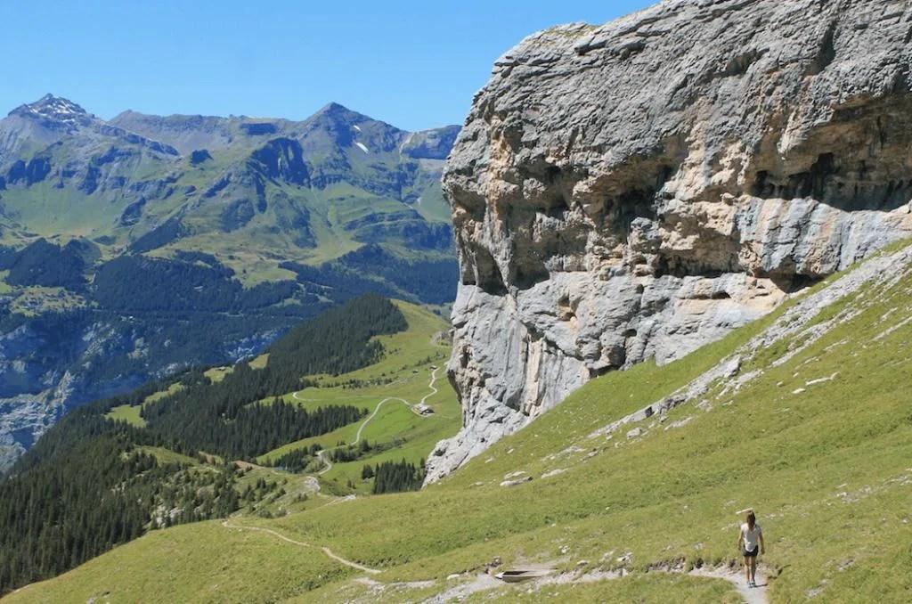 Reason we love Interlaken, Switzerland- The Outdoors