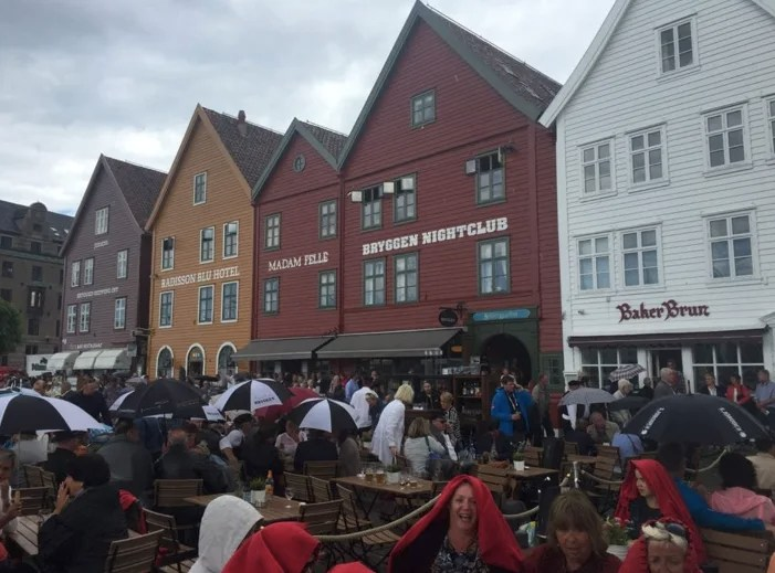 50 things to know before your first trip to Europe- Bergen, Norway