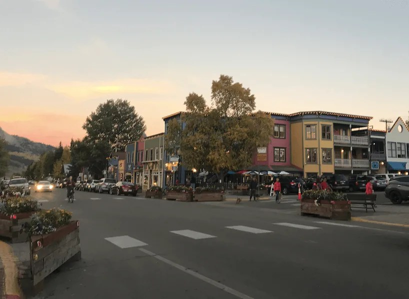 Main Street Crested Butte, things to do in Crested Butte in October