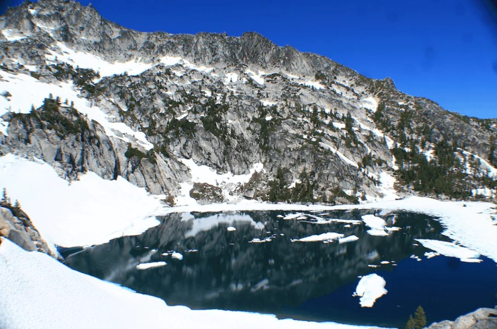 Hiking the Enchantments in the PNW