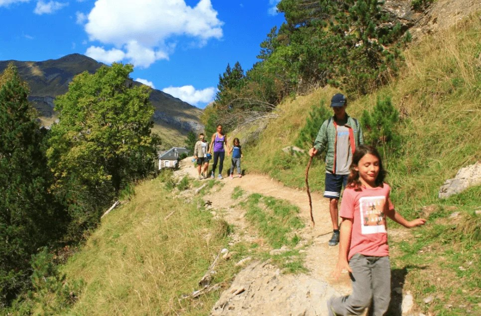 Family Hiking Adventures, Cirque de Gavarnie in the French Pyrenees