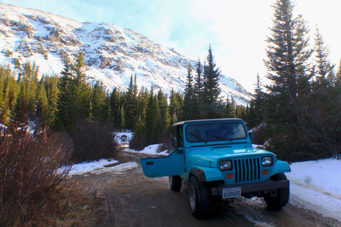White River NF, Things to do in Summit County in Winter