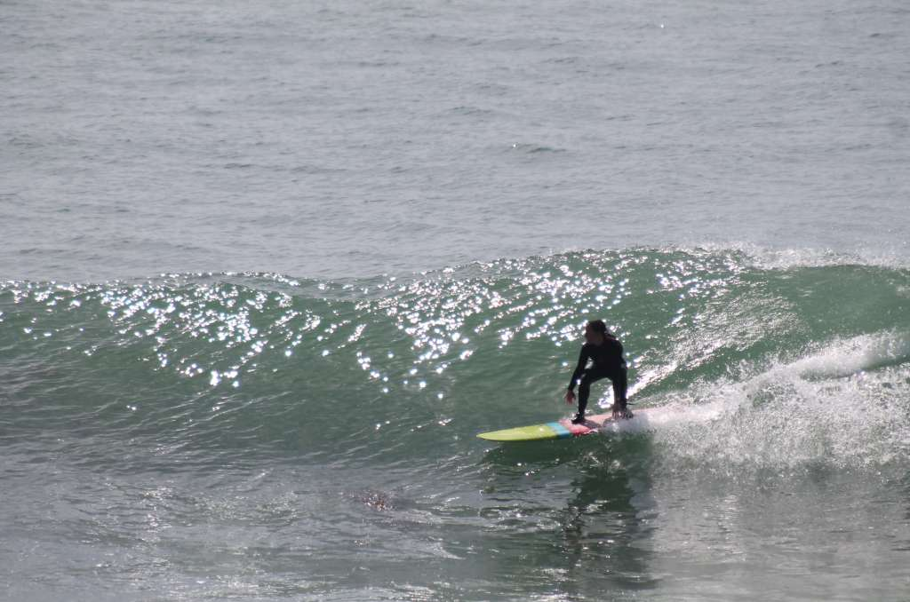 San Diego to Big Sur Road Trip: Steamer Lane, Santa Cruz