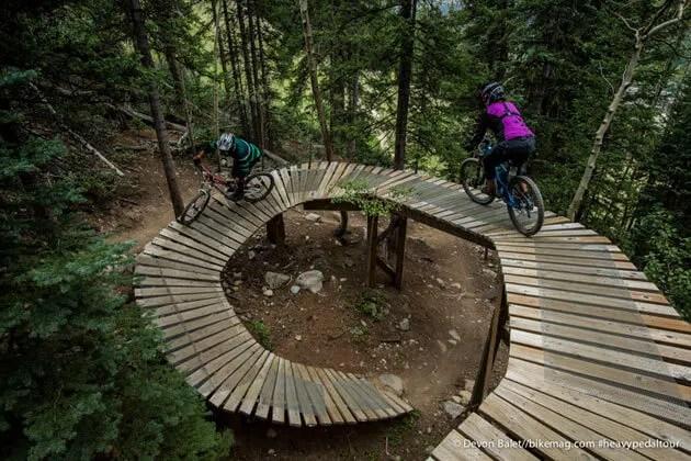 Keystone Downhill Bike Park, Things to Do in Silverthorne